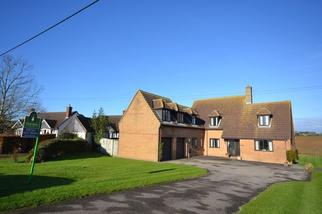 Thumbnail Detached house for sale in Litchborough Road, Farthingstone, Towcester
