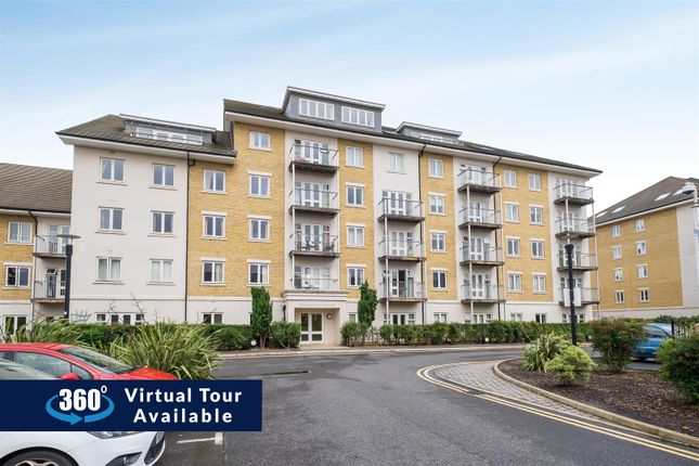 Thumbnail 1 bed flat to rent in Park Lodge Avenue, West Drayton