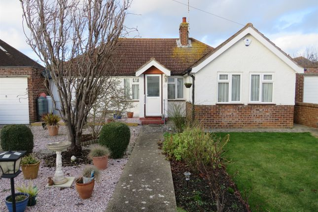 Thumbnail Detached bungalow for sale in Harvey Road, Goring-By-Sea, Worthing