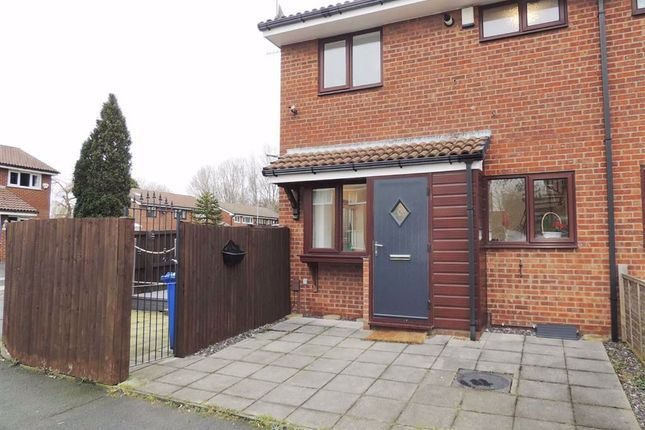 Thumbnail Terraced house for sale in Nightingale Drive, Audenshaw, Manchester
