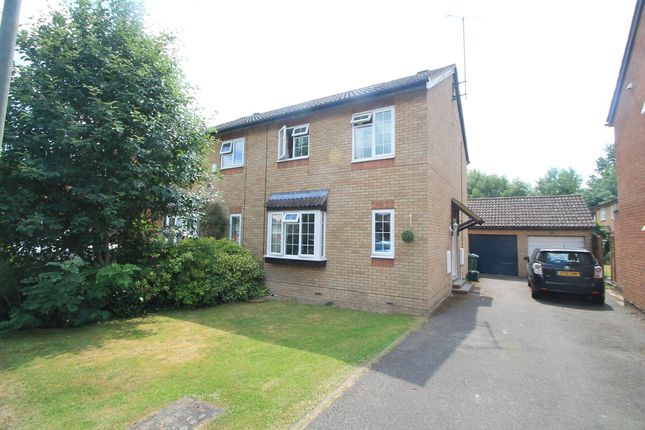 Thumbnail Semi-detached house for sale in Deverill Road, Aylesbury
