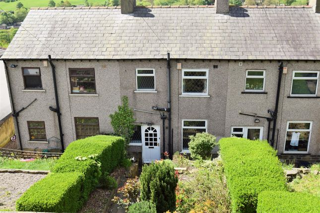 Thumbnail Terraced house for sale in Park View Avenue, Northowram, Halifax