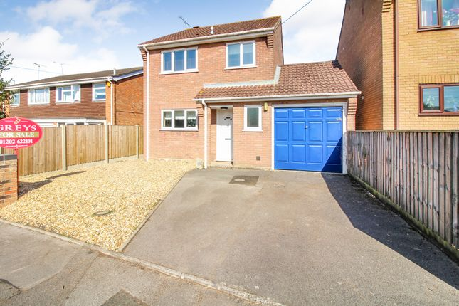 Thumbnail Detached house for sale in Dacombe Close, Upton, Poole