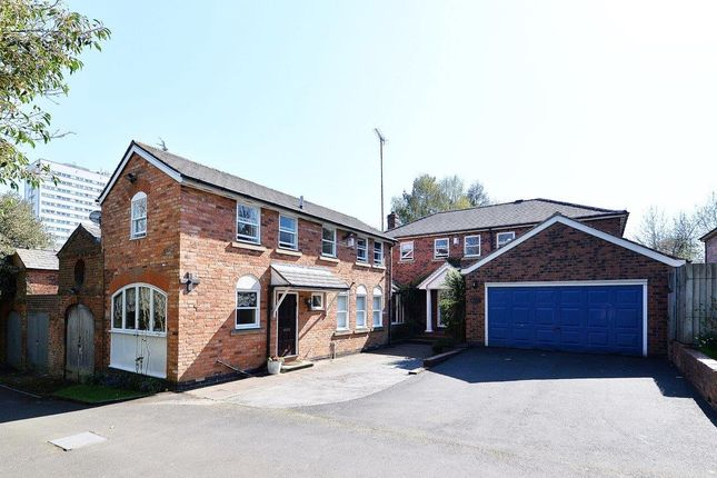 Thumbnail Detached house for sale in Bristol Road, Edgbaston, Birmingham