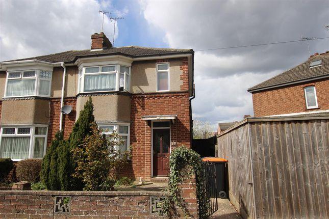 Thumbnail Semi-detached house for sale in Douglas Crescent, Houghton Regis, Dunstable