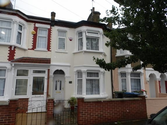 Thumbnail Terraced house for sale in Balham Road, Edmonton, London