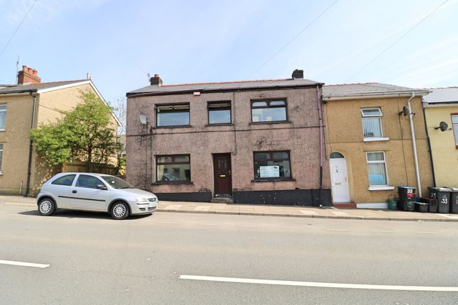 Thumbnail End terrace house for sale in George Street, Brynmawr, Ebbw Vale