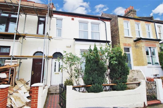 Thumbnail Semi-detached house to rent in Himley Road, London