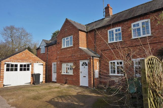 Thumbnail Cottage for sale in The Jetties, North Luffenham, Oakham