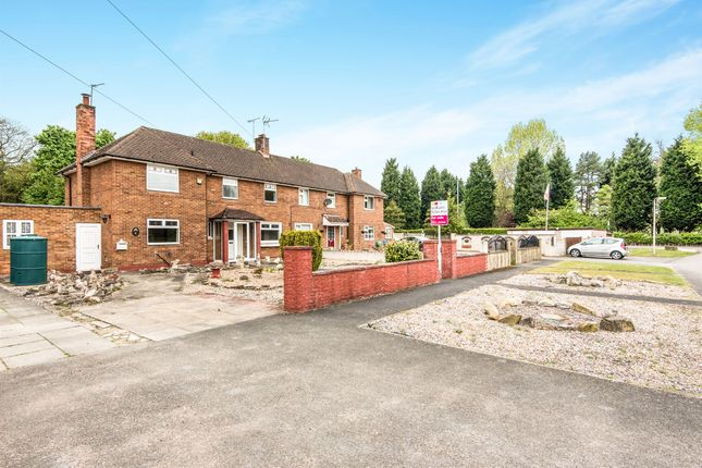 Thumbnail Semi-detached house for sale in Beechwood Drive, Ranby, Retford