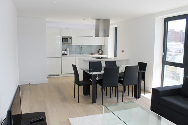 Thumbnail Flat to rent in Cityscape, Kensington Apartments, Aldgate