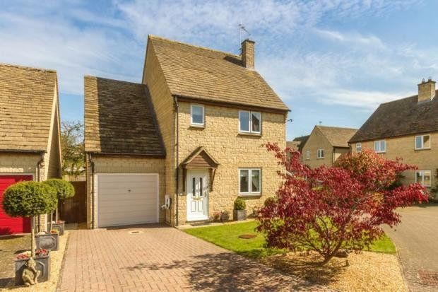 Thumbnail Detached house to rent in High House Close, Clanfield, Bampton