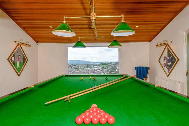 Games Room of Courtenay Road, Newton Abbot, Devon TQ12