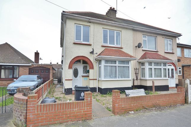 3 bed semi-detached house for sale in Oxford Crescent, Clacton-On-Sea CO15