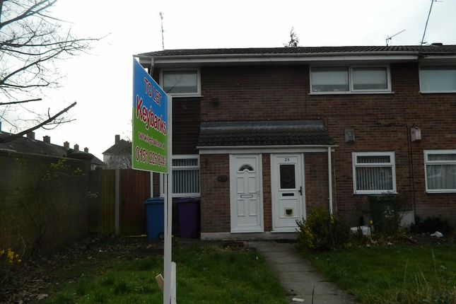 Thumbnail Terraced house for sale in Chelsea Court, West Derby