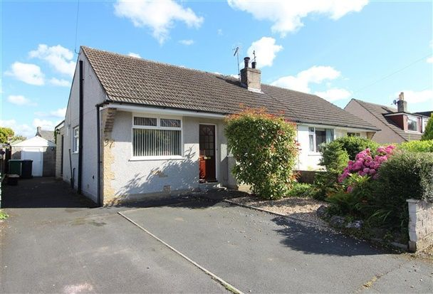 Thumbnail Bungalow to rent in Croftlands, Warton, Carnforth