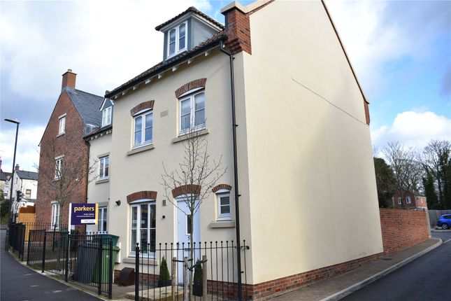 Thumbnail End terrace house for sale in Greenaways, Ebley, Stroud, Gloucestershire