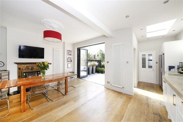4 bed terraced house for sale in Ferndene Road, London