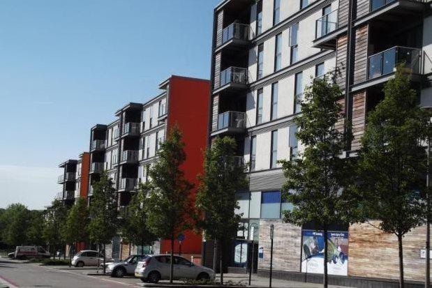 Thumbnail Flat to rent in 6 Merrivale Mews, Milton Keynes