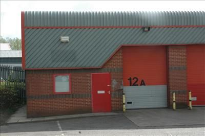 Light industrial to let in Lidget Lane Industrial Estate, Albion Drive, Thurnscoe, Rotherham