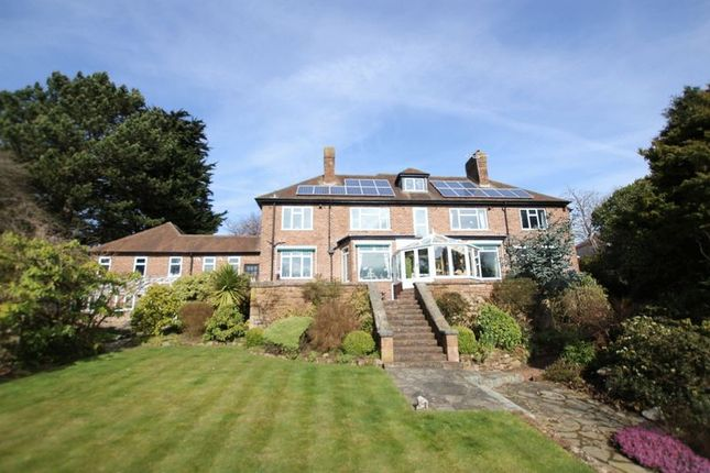 Thumbnail Detached house for sale in Oldfield Road, Heswall, Wirral