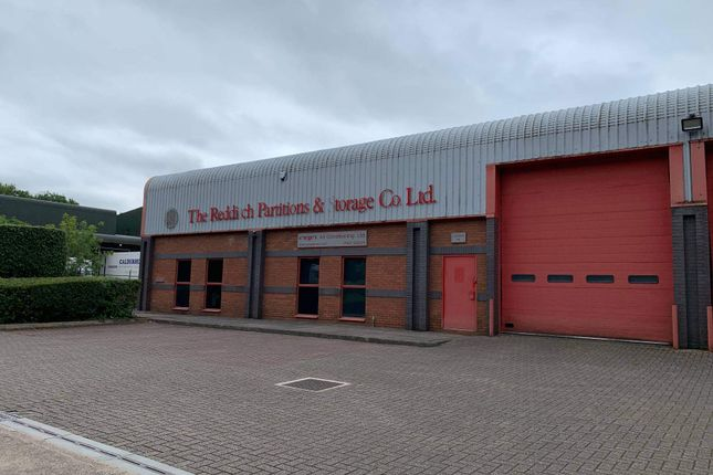 Thumbnail Warehouse for sale in Little Forge Road, Redditch