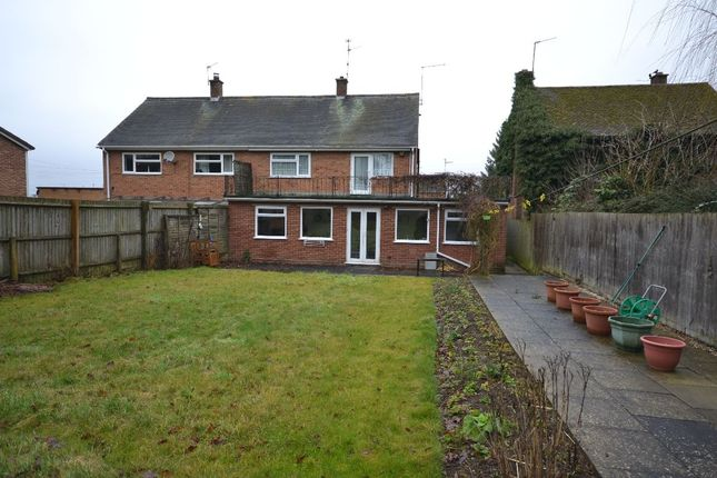 Thumbnail Semi-detached house for sale in Jenkinson Road, Towcester