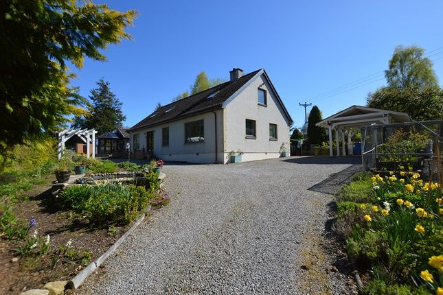 Thumbnail Detached house for sale in Fassifearn, 19 Loaneckheim, Kiltarlity, Beauly
