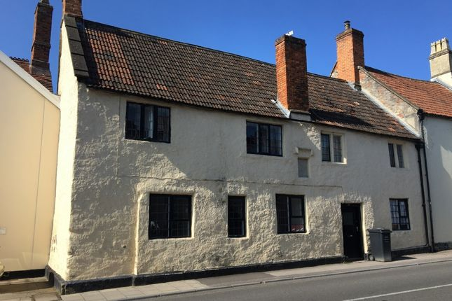 Thumbnail Flat to rent in Chamberlain Street, Wells