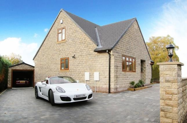 Thumbnail Bungalow for sale in Hilltop Road, Dronfield, Sheffield