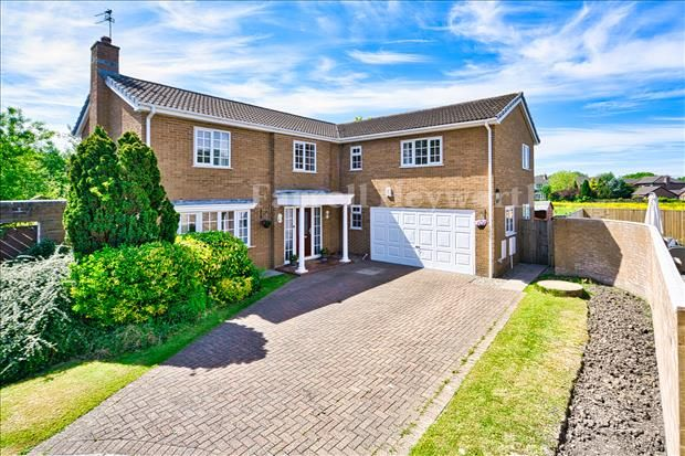 Thumbnail Property for sale in Manor Court, Preston
