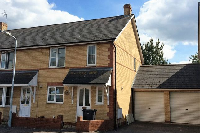 Thumbnail Terraced house to rent in Rupert Street, Taunton, Somerset
