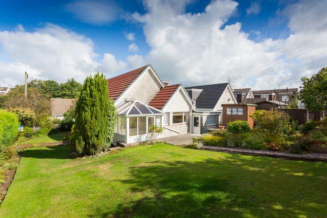 Thumbnail Detached bungalow for sale in 10 Forgewood Close, Halton, Lancaster, Lancashire