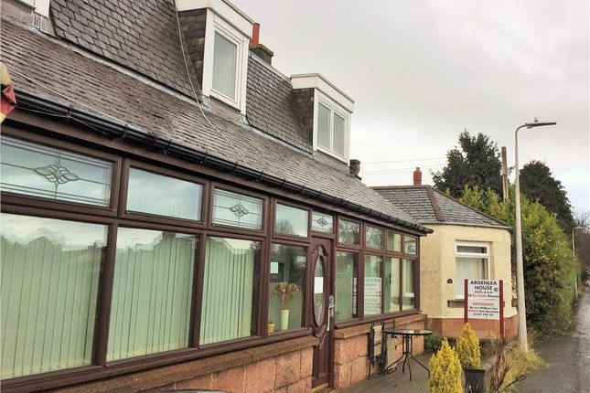 Thumbnail Leisure/hospitality for sale in Ardenlea House Hotel, Farburn Terrace, Aberdeen, Aberdeenshire