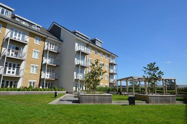 Thumbnail Flat to rent in Jefferson House, Park Lodge Avenue, West Drayton