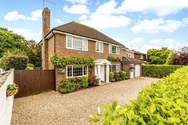 Thumbnail Detached house for sale in Kingsway, Craigweil Estate, Aldwick, West Sussex