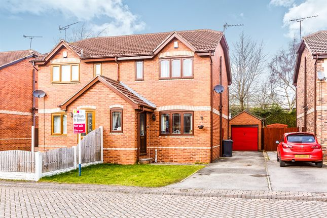 Thumbnail Semi-detached house for sale in Brooklands, Maltby, Rotherham