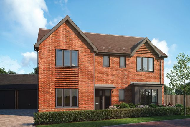 """4 bed detached house for sale in """"Osmore"""" at Old Wokingham Road, Crowthorne RG45"""