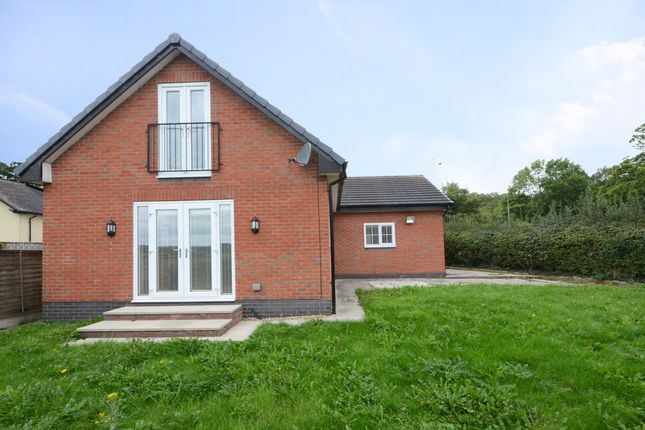 Thumbnail Detached bungalow to rent in Pretty Green View, Stone Road, Tittensor