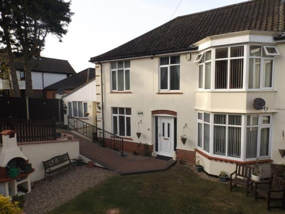 Thumbnail Semi-detached house for sale in Cromer, Norfolk