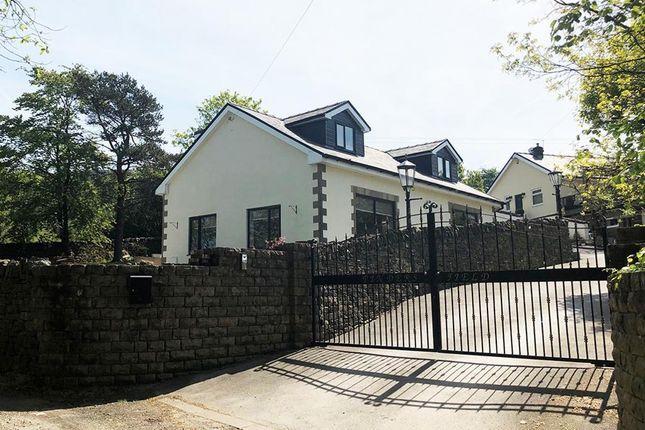 Detached house to rent in Ashen Bottom, Blackburn Road, Rossendale