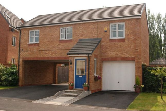 Thumbnail Property to rent in Burgh Wood Way, Chorley