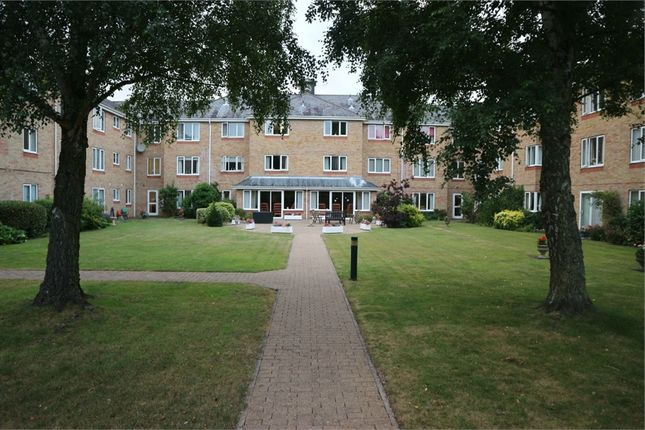 Thumbnail Flat for sale in Cryspen Court, Bury St Edmunds, Suffolk