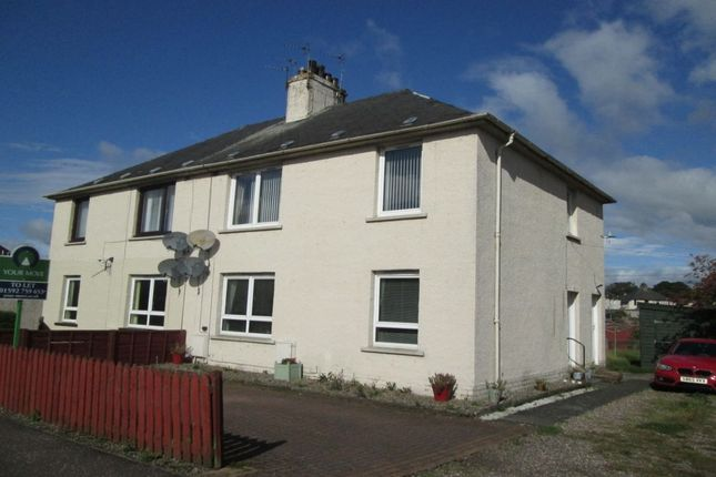 Thumbnail Flat to rent in King Edward Street, Markinch, Glenrothes