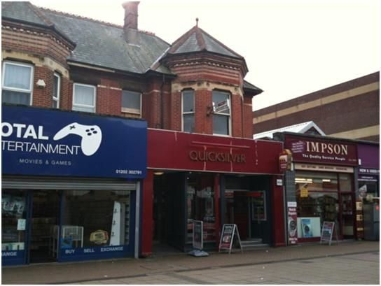 Office to let in Christchurch Road, Bournemouth