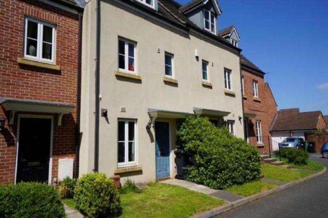 Thumbnail Town house to rent in Bramley Copse, Long Ashton, Bristol