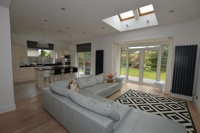 Thumbnail Detached bungalow to rent in 17 Lochend Road, Bearsden, Glasgow
