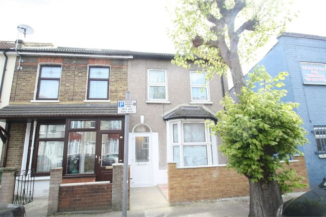 Thumbnail End terrace house for sale in Berkeley Road, Manor Park, London