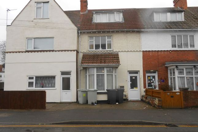 Thumbnail Flat for sale in 37 & 37A Grosvenor Road, Skegness, Lincolnshire