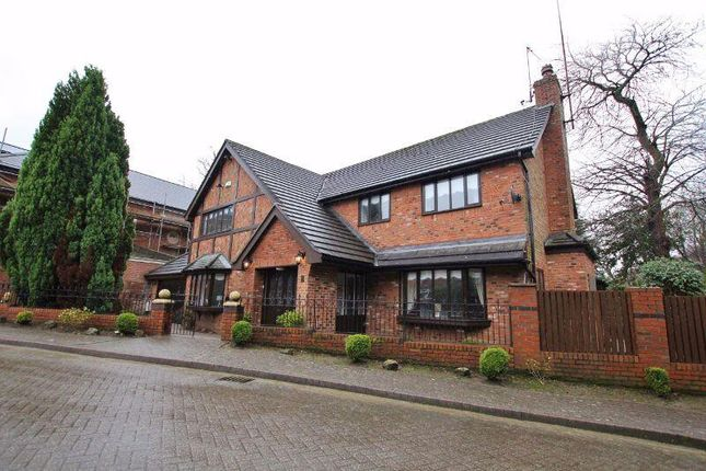 Thumbnail Detached house to rent in Cedar Close, Liverpool